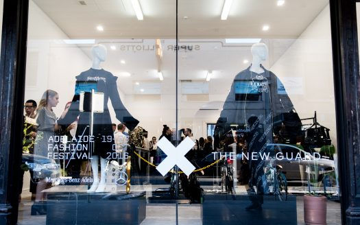 AFF X TNG Concept Store Rundle St