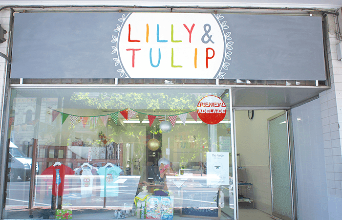 Lilly and Tulip store